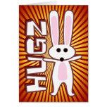 Bunny Design Card