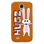 Bunny Design Galaxy S4 Covers