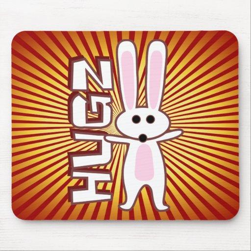 Bunny Design Mousepads