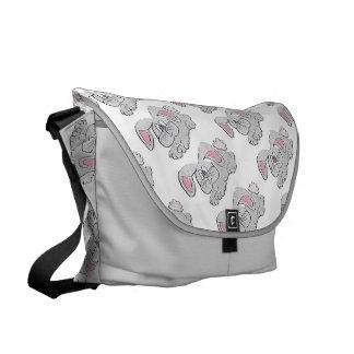 Bunny Diaper Bag Messenger Bags