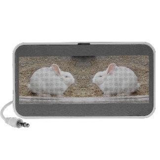 Bunny Doodle Mini Speaker