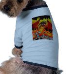 Bunny Dragon Slayer Dog Clothes