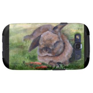 Bunny Dreams Samsung Galaxy Case Galaxy S3 Cases