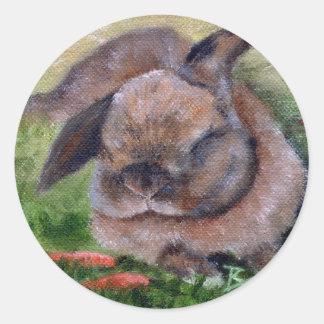 Bunny Dreams Sticker