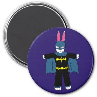 Bunny Dressups - Batbun costume ! Magnet