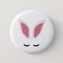 Bunny Ear Lashes Pin