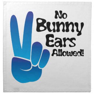 Bunny Ears Napkin