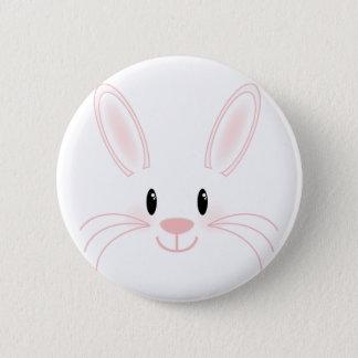 Bunny Face Button