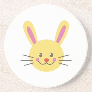 Bunny Face Coasters