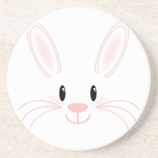 Bunny Face Drink Coasters