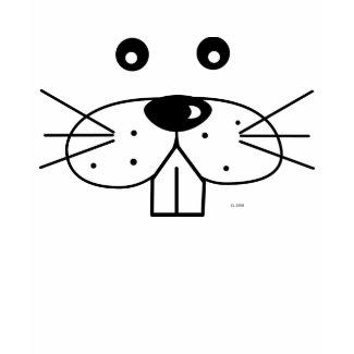Bunny Face T-shirt shirt