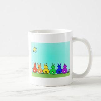 Bunny Family Mug