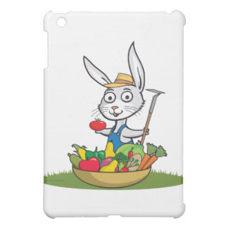 Bunny Farmer iPad Mini Covers