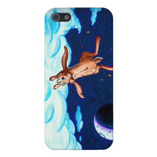 Bunny Flight for iphone iPhone SE/5/5s Case