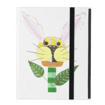 Bunny Flower I-Pad 2/3/4 Case