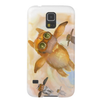 Bunny fly fly fly cases for galaxy s5
