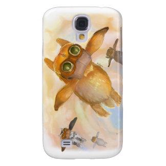 Bunny fly fly fly galaxy s4 case