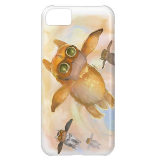 Bunny fly fly fly iPhone 5C case