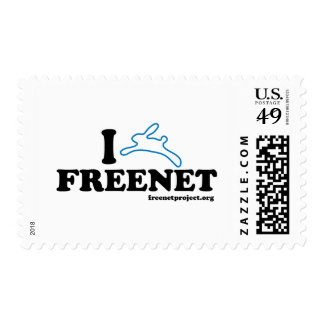 Bunny Freenet Stamp