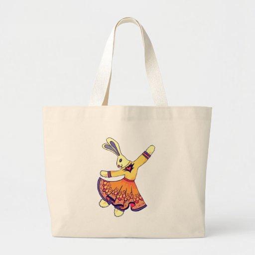 Bunny Freestyle Jumbo Tote Bag