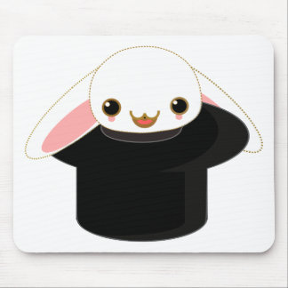 bunny from the hat mouse pad