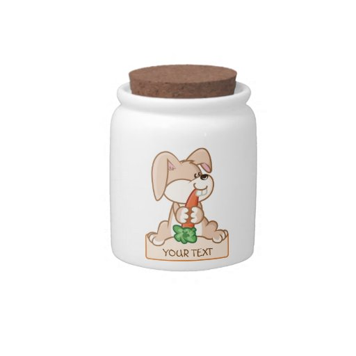 Bunny from the Land of the Three Candy Dishes