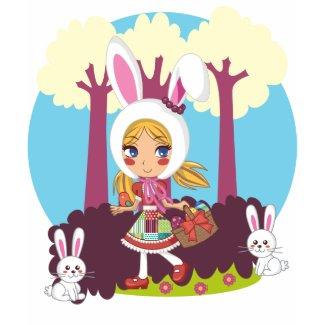 Bunny Girl shirt