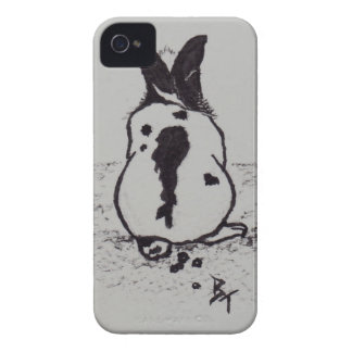 Bunny Go Oops BlackBerry Bold Case