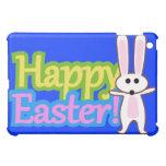 Bunny Happy Easter Design Case For The iPad Mini