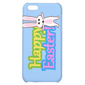 Bunny Happy Easter Design iPhone 5C Covers