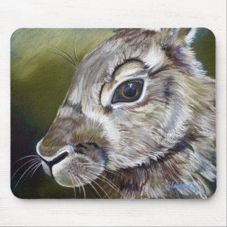 Bunny (hare) Mousepad
