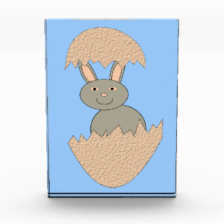 Bunny Hatching from Egg Weird Decoration Award