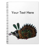 Bunny Hedgehog And Flaming Carrot Note Book