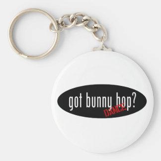 Bunny Hop Dance Items – got bunny hop Basic Round Button Keychain