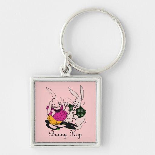 Bunny Hop Key Chain Keychains