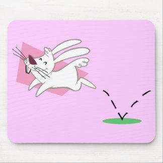 Bunny Hop Mousepad