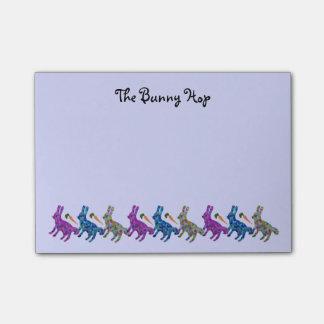 Bunny Hop Post-it® Notes 4 x 3