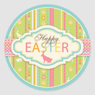 Bunny Hop Sticker R2