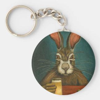 Bunny Hops Keychain