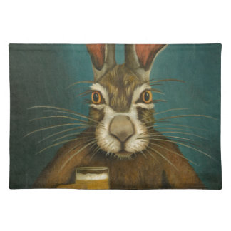 Bunny Hops Placemat