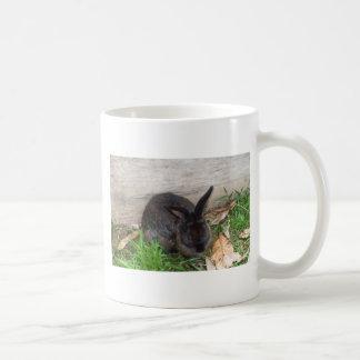 Bunny image coffee mug