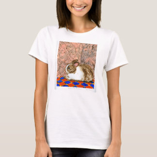 Bunny in a Room I Women's T Shirt
