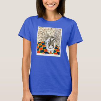 Bunny in a Room III Women's T Shirt