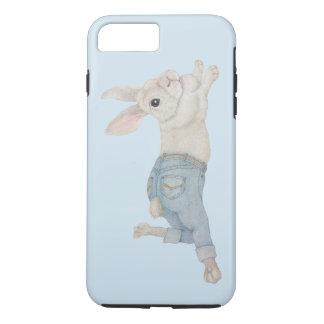 Bunny in Jeans iPhone 8 Plus/7 Plus Case