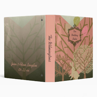 Bunny in Magic Forest Photo Binder