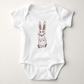 Bunny in Slippers Baby Bodysuit