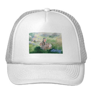 Bunny In the Meadow Hat