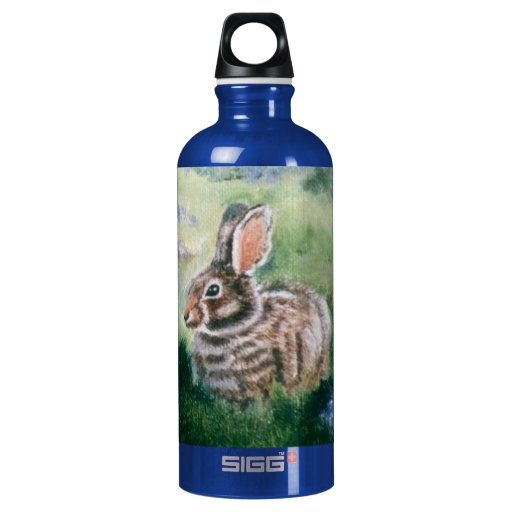 Bunny In the Meadow  SIGG Traveler 0.6L Water Bottle