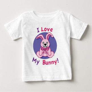 bunny infant t-shirt