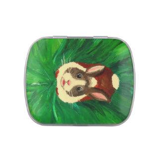 Bunny - Jelly Beans Tin Candy Tin